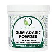 Special Ingredients Gum Arabic Powder (Acacia) 500g Premium Quality
