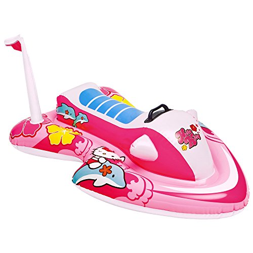 Intex 0774032 - Hello Kitty Ride, Luftmatratzen Aufblasartikel