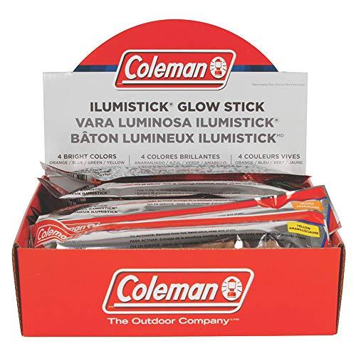 Bastão de luz química, Coleman