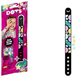LEGO DOTS Cosmic Wonder Bracelet 41903 DIY Craft Bracelet Making Kit, A fun craft kit for kids who like making creative jewelry, that also makes a great holiday or birthday gift, New 2020 (33 Pieces)