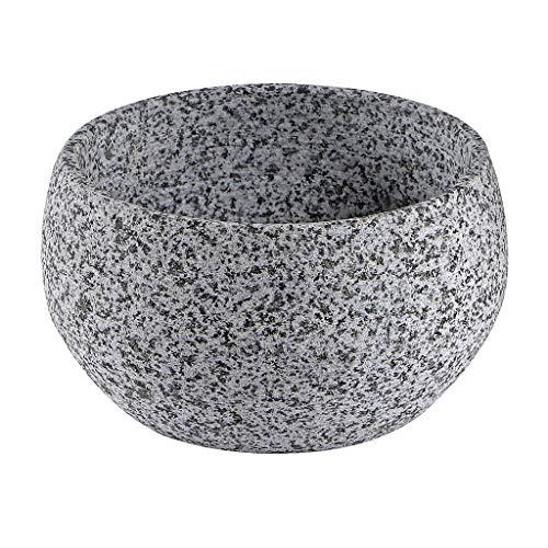 MDLUU Granite Shaving Bowl, Shaving Soap Bowl, Shaving Soap and Cream...