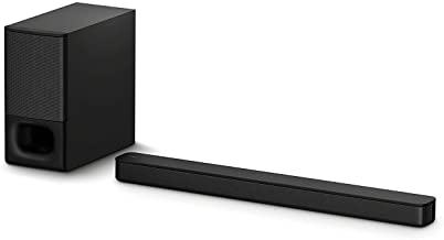 Best Sony HT-S350 Soundbar with Wireless Subwoofer: S350 2.1ch Sound Bar and Powerful Subwoofer - Home Theater Surround Sound Speaker System for TV - Blutooth and HDMI Arc Compatible Bar Black Review