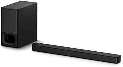 Sony HT-S350 Soundbar with Wireless Subwoofer: S350 2.1ch...
