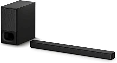 Sony HT-S350 Soundbar with Wireless Subwoofer: S350 2.1ch Sound Bar and Powerful..