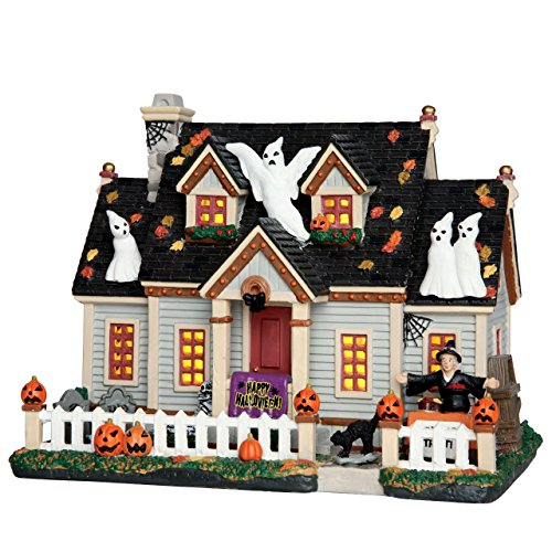 Lemax Halloween Spooky Town Trick or Treat House