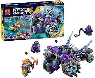Bela Nexo Knights Three Brothers Building Blocks 279 Pcs - 03945