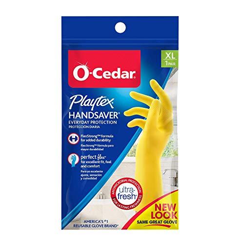 Playtex Handsaver Gloves X-Large 1 Pair (6 Pack)