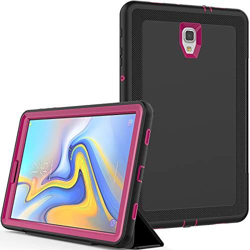 Lobwerk - Funda para Samsung Galaxy Tab A 10.5 Pulgadas SM-T590 T595 con función de Encendido y Apagado automático Rosa Rosa