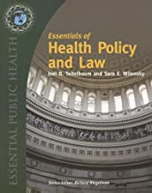 Essentials of  Health Law and Policy