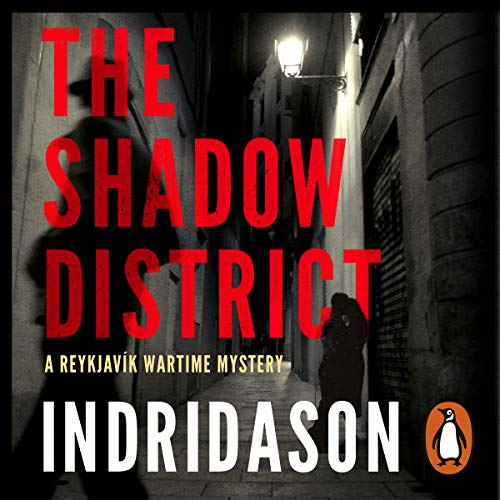 Couverture de The Shadow District