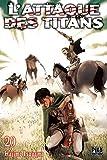 L'Attaque des Titans T20 - Format Kindle - 9782811635091 - 4,49 €
