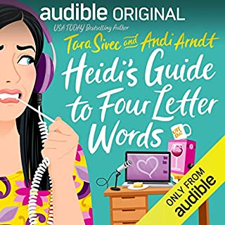 Heidi's Guide to Four Letter Words audiobook cover art
