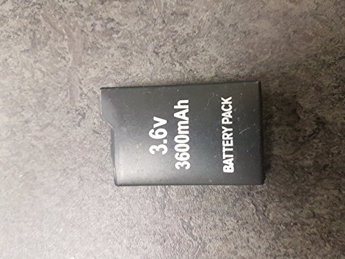 Pour Sony PSP 1000 Series Rechargeable Batterie 3.6V 1800mAH