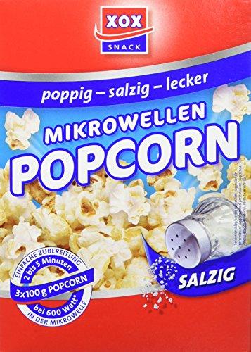 XOX Popcorn salzig (1 x 300 g)