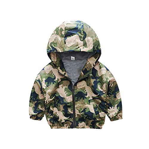 Mode Enfants Vestes Enfant en Bas âge bébé garçon Mignon Mode Dessin animé Animal Manteau à Capuchon Infantile Vestes pour Fille Outwear