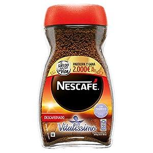 Nescafé Vitalissimo Café Soluble - Paquete de 6 x 200 gr - Total: 1.2 kg