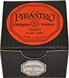 Pirastro Kolophonium 9009 Obligato/Violino, ideal für Kunststoffsaiten, mittel