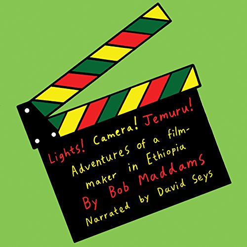 Lights, Camera, Jemuru audiobook cover art
