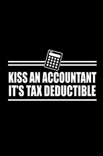 Funny Accountant Notebook