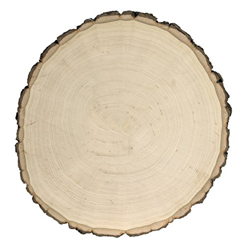 Walnut Hollow Basswood Country Round (7' to 9')