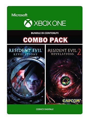 Resident Evil Revelations 1 & 2 Bundle | Xbox One - Codice download