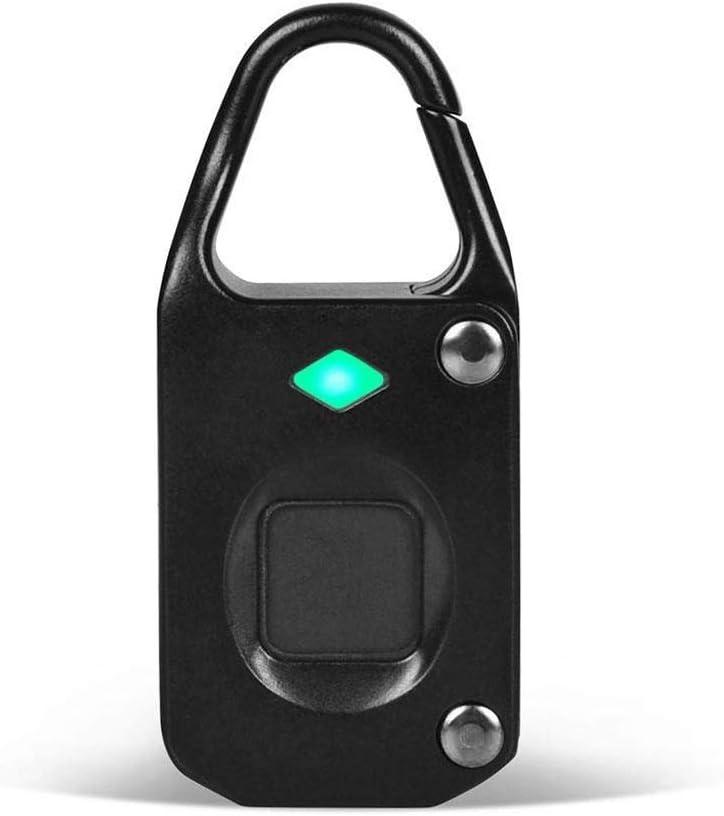 ZJXGW Fingerprint Padlock Lowest price challenge Under blast sales Smart Keyless IP65 Security Water Lock
