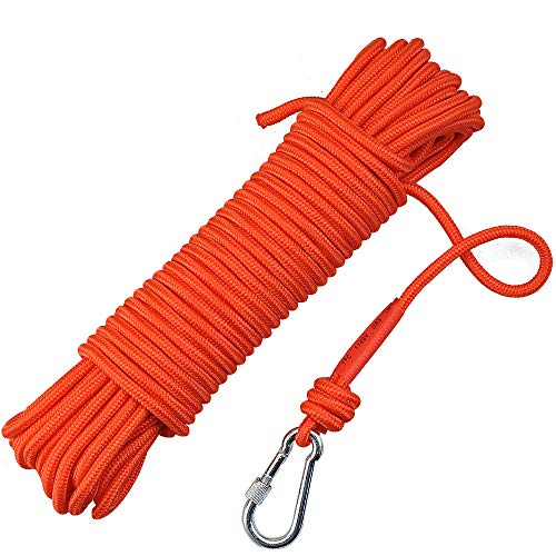 Syiswei Nylon Fishing Rope & Carabiner
