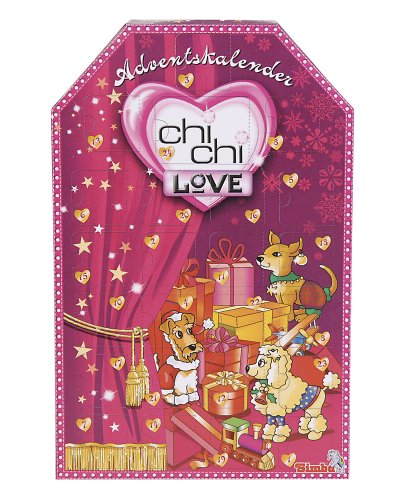 Simba 105895650 - Chi Chi Love Adventskalender