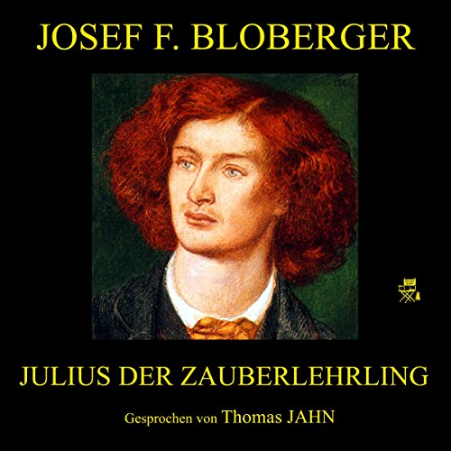 Julius, der Zauberlehrling audiobook cover art