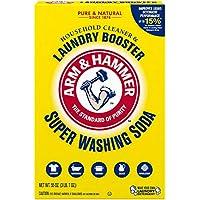 Arm & Hammer 55-oz. Super Washing Soda Detergent Booster & Household Cleaner