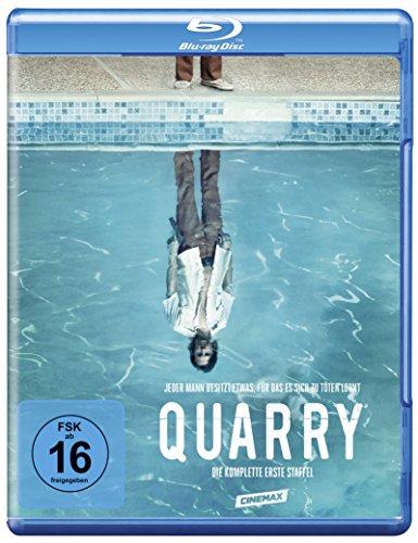 Quarry - Die komplette 1. Staffel [Blu-ray]