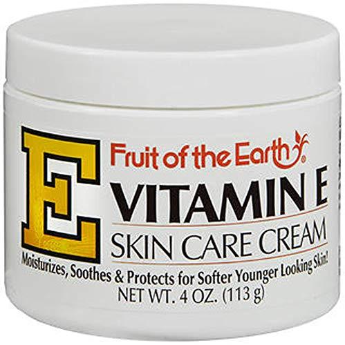Fruit of the Earth Vitamin E Cream4oz. - 1 Piece