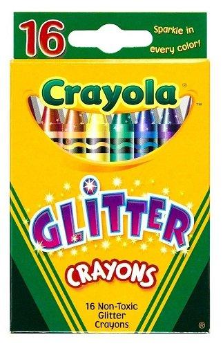 Glitter Crayon Set