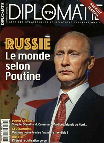 Diplomatie Magazine France [Abonnement jeweils 6 Ausgaben jedes Jahr]