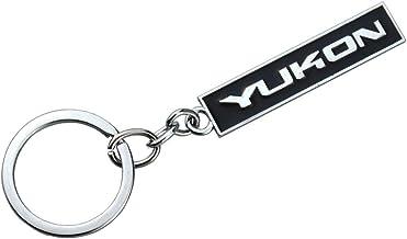 Car Key Chain Fob Ring Key Ring for GMC Yukon Savana Sierra Canyon Envoy