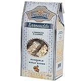 Torroncini mit Mandeln und sardischem Honig   200 g Geschenkverpackung   Weißer Nougat aus Italien   Torrone   Pruneddu Torronificio Artigiano Tonara, Sardinien