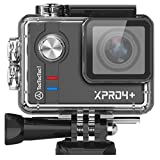 TecTecTec 4K Actionkamera XPRO4+ Ultra HD Sport Action Kamera Action Camera WiFi 4K Full...