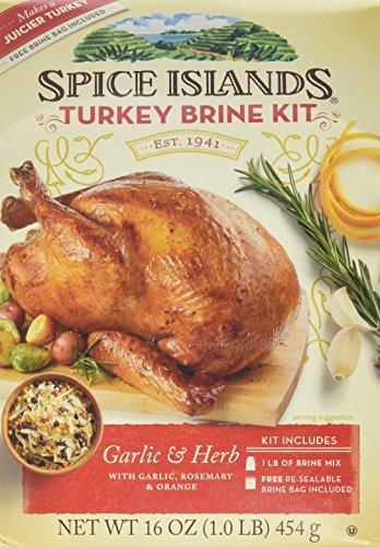 Spice Islands Turkey Brine Kit by Spice Islands