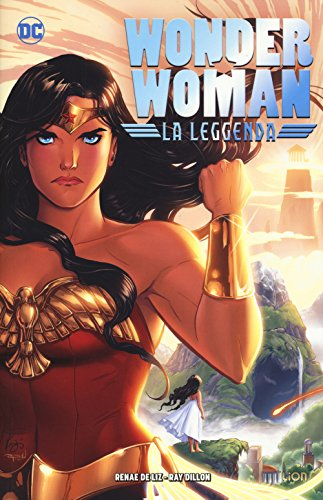 Wonder Woman. La leggenda: 1
