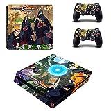 YISHO PS4 Slim Skin Stickers Playstation 4 Slim Vinyl Decals Sticker...