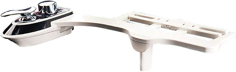 Bidetaufsatz Hei- und Kaltwassersprühgert Smart damen Wash Bidet Nichtelektrischer mechanischer Toilettenaufsatz mit Temperaturregelung