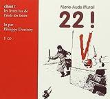 22 livres lu