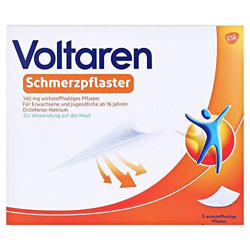 Voltaren Schmerzpflaster 140 mg wirkstoffhaltiges Pflaster,
