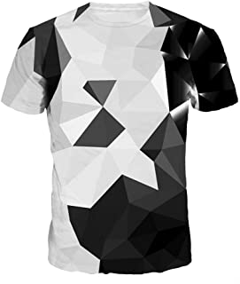 "Lora""s Unisex 3D Printed Graphic T Shirt Personalized Short Sleeve Tee Shirt Tops"