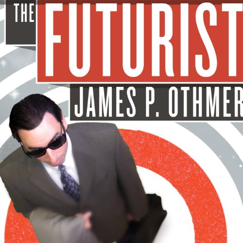 The Futurist audiobook cover art