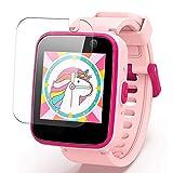Vaxson Protector de Pantalla, compatible con AGPTEK CT-W20 smart watch, 3 Unidades TPU Film Screen Protector [ No Vidrio Templado ]