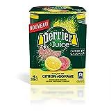 PERRIER & JUICE - Citron Goyave 4X25Cl - Vendu Par Unité