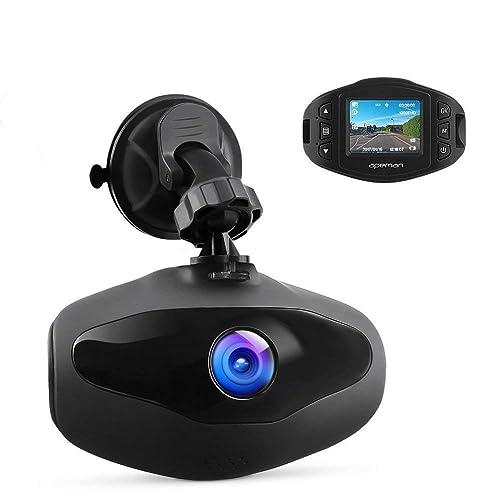 Apeman C470 Caméra de Voiture/Enregistreur vidéo 1080p Full HD avec Objectif capteur Sony