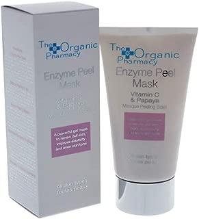 The Organic Pharmacy Enzyme Peel Mask With Vitamin C & Papaya - All Skin Types Mask For Women 2 oz