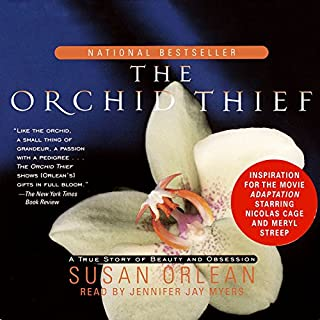 The Orchid Thief cover art